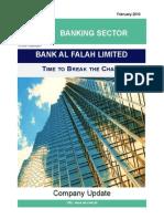 Bank Alfalah Detail Report