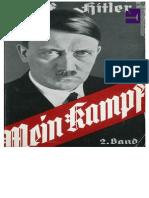Adolf Hitler- Minha Luta