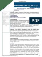Classificação da Patente