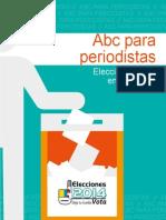 ABC Periodistas Elecciones 2014