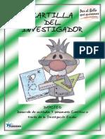 Cartilla del Investigador