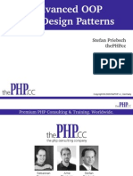 Advanced OOP and Design Patterns