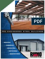 Rhino Steel Building Brochure