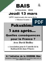 affiche 13 mars bais  14