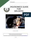 Ergonomics Guide for Welders