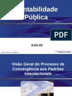 Aula 02 - Contabilidade Publica - Tendencias Da CASP