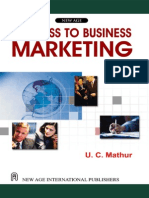 Bubusiness-to-business-marketingsiness to Business Marketing