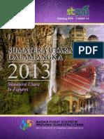 Sumatera Utara Dalam Angka 2013