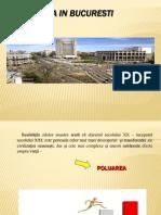 Bucuresti-grad de Poluare