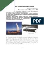 Buques de La Armada Construidos en Chile