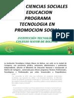 Presentacion Programa de Promocion Social