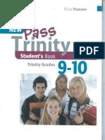 New Pass Trinity 9-10 - Student's Book