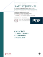 Canadian Tuberculosis Standards, 7th Edition