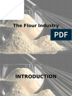 CPI Report!the Flour Industry