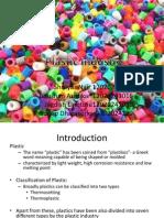 Plastic indsutry