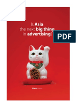 Is Asia the next big thing in advertising?