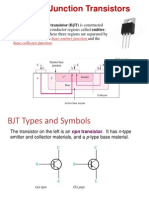 Chapter 5 Transistors BJT Part I