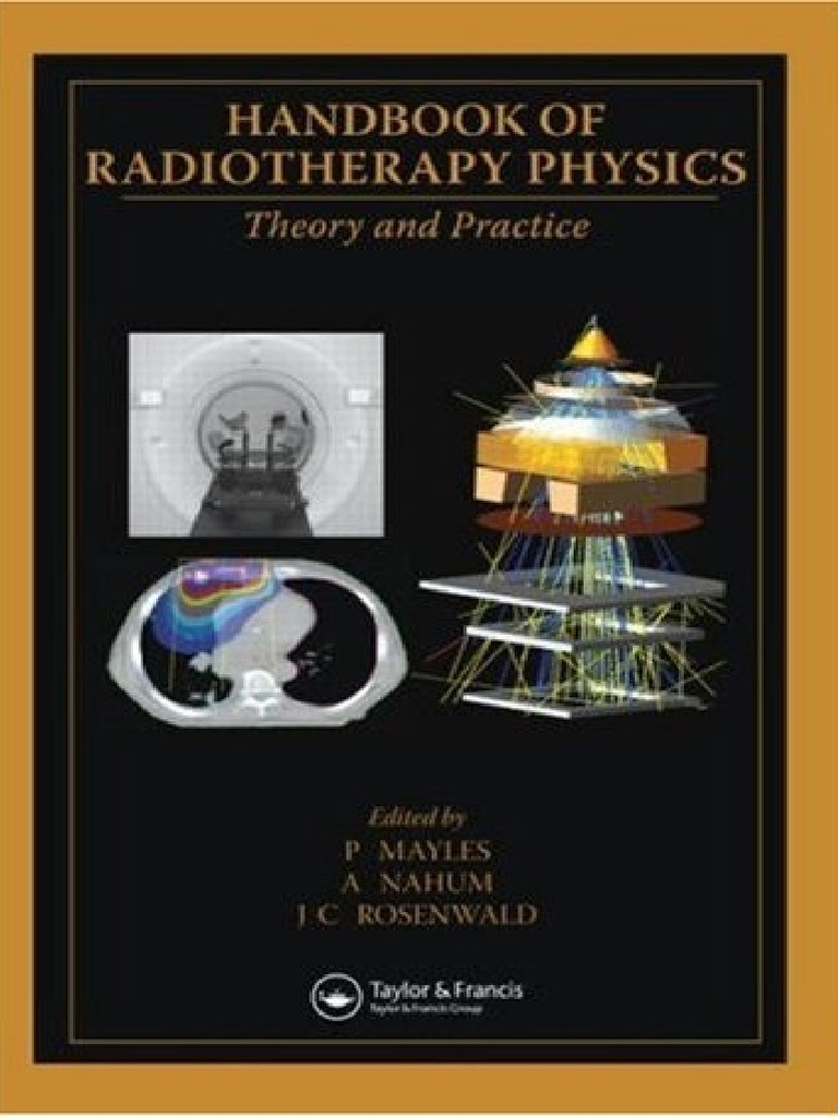 Handbook of radiotherapy physics theory and practice 1536651833v1 fandeluxe Gallery