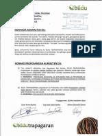 PROTOCOLO DESAHUCIOS / DESJABETZEAK PROTOKOLOA. 2014-02-20
