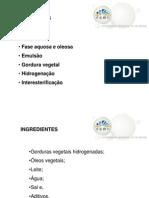 Produ--o de Margarina EB