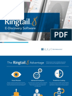 Ringtail 8 E-Discovery Software by FTI Technology