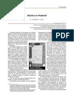 Bioetica en Pediatria