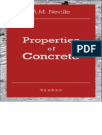 Properties of Concrete2, 5th Edition