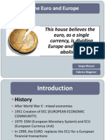 ContemporaryFinancialIssues Euro and Europe Presentation Moussi Wagener Revised