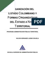 Org Del Estado Col y Formas Org Del Est a Nivel t - v Sem[1]