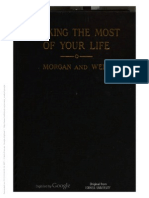 Making the Most of Your Life by Jp Morgan