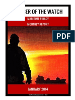 OOW - Piracy Monthly Report 2014.01