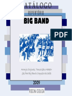 Catalogo Big Band 2009