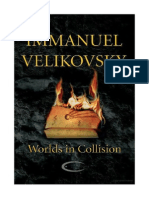 Velikovsky Immanuel - Worlds in Collision