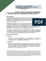 TDRs metodología en evaluación de riesgos de desastres FINAL