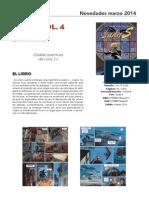 001 Ediciones Marzo 2014
