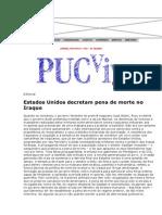 JORNAL PUCVIVA- Show Clube Caiubi