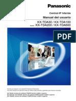 KX-TDA 15 30 Manual Del Usuario