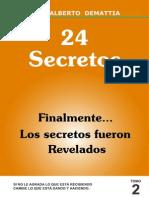 24 Secretos - Suplemento 1 TII - 2008