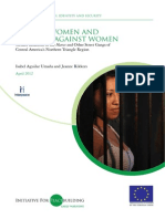 Violent  and violence againdt women