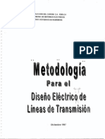 EDELCA - Metodología para el diseño de líneas de transmisión.pdf