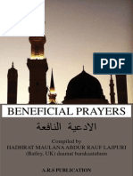 Beneficial Prayers