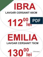 Libra, Emilia