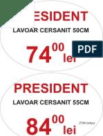President, Eko, Delphi