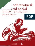 Poder y Control Social. Hermitte