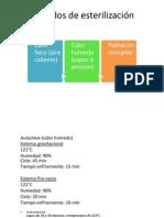 Métodos de esterilización, paty.pptx