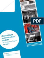 Global Right to Information Update