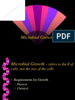 Microbial Growth pp presentation