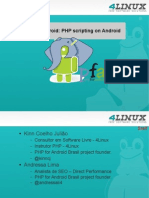 php4android_webcast4linux