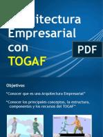 Charla Togaf 20102009