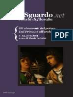 2013 13 Gli Strumenti Del Potere Dal Principe All Archeologo